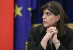 Unde a fost FOTOGRAFIATĂ Laura Codruța Kovesi, după decizia CCR