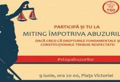 Mitingul PSD va avea loc în 9 iunie de la ora 20:00. Ce spune Liviu Dragnea