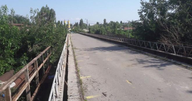 Adrian Dobre nu semneaza documentele pentru inceperea reabilitarii Podului de lemn