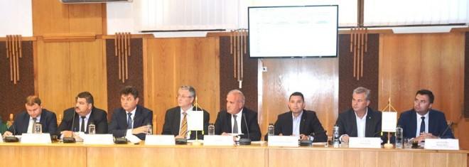 Seful CJ Prahova, la şedinţa Consiliului pentru Dezvoltare Regională Sud Muntenia: Prahova are 15 proiecte finanţate prin POR 2014 -2020.