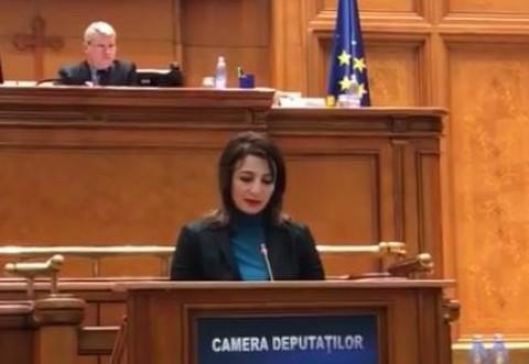 """Deputatul PMP, Cătălina Bozianu: """"Marșul românilor pentru autostrăzi, un act de condamnare a incompetenței și a nepăsării guvernanților"""""""