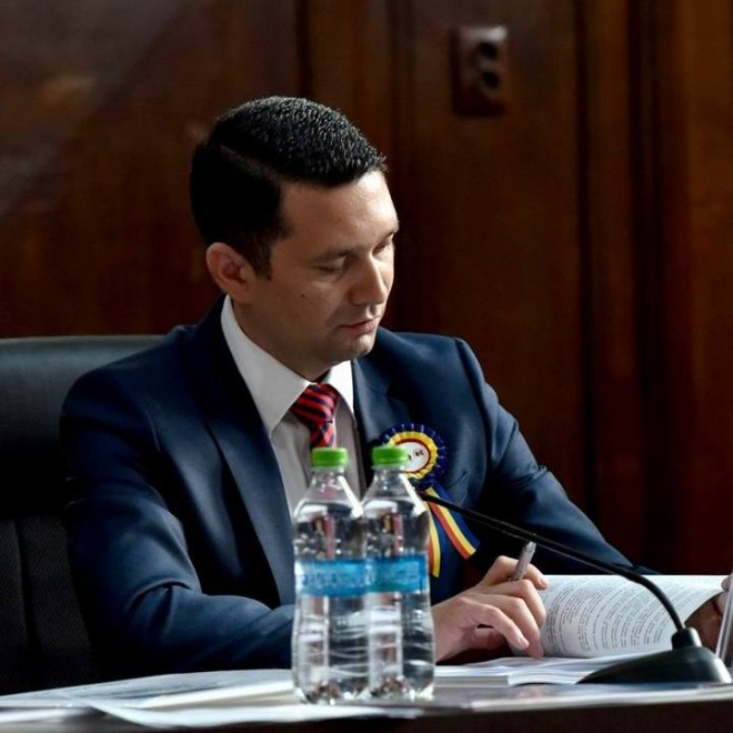 """Bogdan Toader, presedintele CJ Prahova: """"Sunt si raman alaturi de presedintele partidului nostru, Liviu Dragnea!"""""""