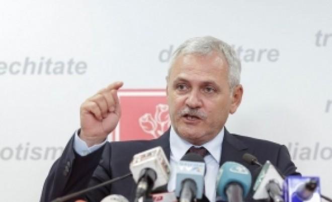 Liviu Dragnea, după şedinţa CEX: 'Decizia mea este foarte fermă, rămân la conducerea PSD și la conducerea majorității parlamentare '