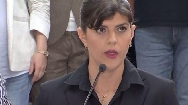 Laura Codruța Kovesi va fi procuror la DIICOT Sibiu