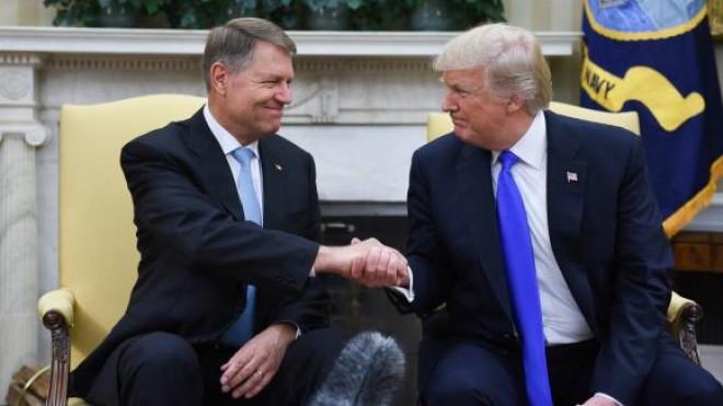 Trump 'îi dă cu flit' lui Iohannis. Preşedintele american A ANULAT întâlnirea
