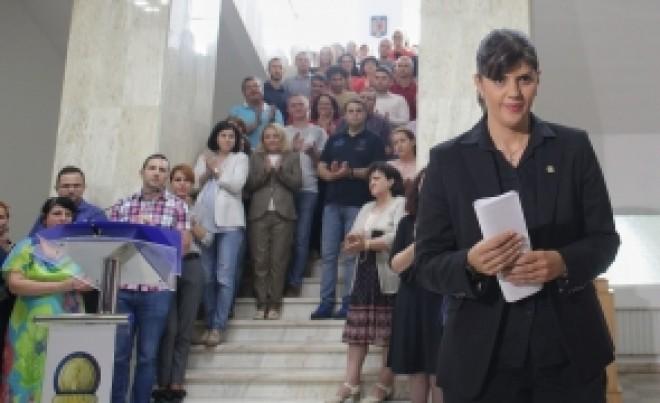 LOVITURĂ pentru Laura Codruța Kovesi! Ambasada Suediei a șters filmul în care o omagia, după demiterea de la șefia DNA