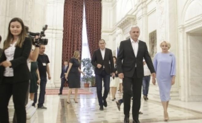 """Liviu Dragnea, despre OUG pentru amnistie și grațiere: """"Sunt doar zvonuri"""""""