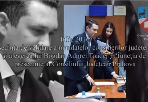 Bogdan Toader, seful CJ Prahova - Raport de activitate la 2 ani de mandat