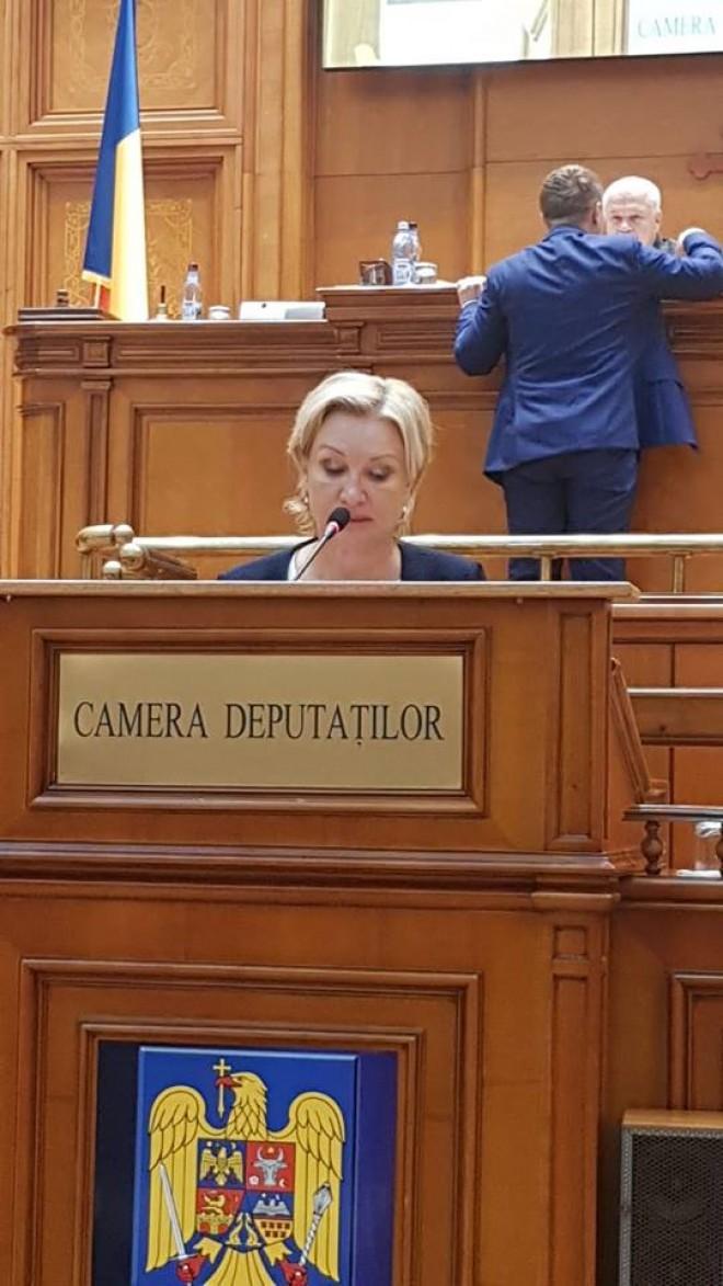 Rodica Paraschiv, deputat PSD Prahova/ Declarație politică: Ce modele oferim copiilor nostri?