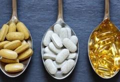Regulile de bază când iei vitamine: Dacă nu le respecţi, le iei degeaba