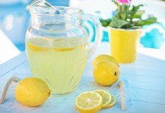 DIETA cu limonadă. Curăță colonul, te energizează și te ajută să slăbești