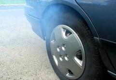 Plămânii copiilor sunt afectați de particulele de plastic emise de cauciucurile autovehiculelor (studiu)