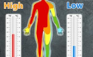 Temperatura corporală medie a oamenilor pare a fi în scădere (Science News)