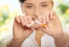 AVERTISMENT! Renunţarea la fumat poate duce la o boală gravă