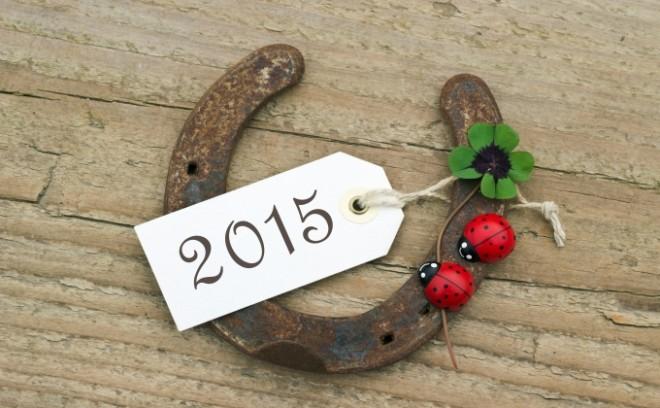 Zile norocoase în 2015, în funcţie de zodie