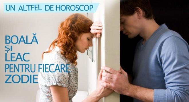 Un altfel de HOROSCOP! Boală şi LEAC pentru fiecare ZODIE