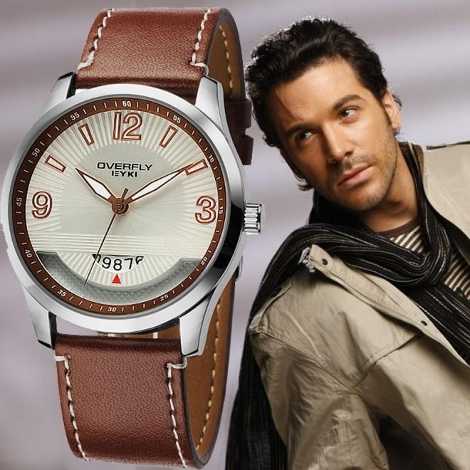 Cum ar trebui sa fie purtat un ceas barbatesc?