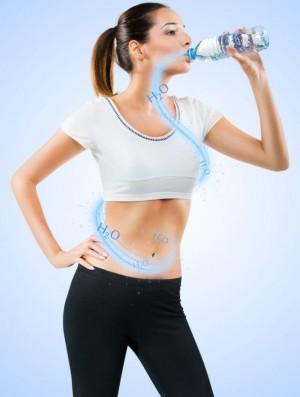 Cum sa bei corect apa daca vrei sa slabesti