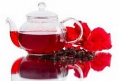 De ce este bine să bem ceai de Hibiscus