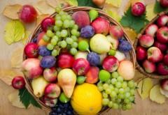 TOP al celor mai sănătoase fructe de toamnă