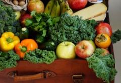 Ce fructe şi legume nu se strică la temperatura camerei