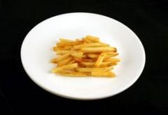 Cartofii prăjiţi: îi eliminăm sau nu din dietă?