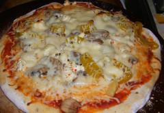Zece motive pentru care pizza din România este oribilă