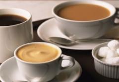 STUDIU - Consumul a trei cafele pe zi aduce beneficii sănătăţii