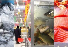 Cum alegem CEL MAI BUN peşte. Sfaturi de la ANPC