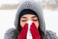 ATENŢIE! Indicaţiile specialiştilor: Cum să NU dai bolile mai departe în sezonul rece