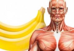Ce se poate intampla in corpul tau daca mananci doua banane pe zi. Informatiile pe care putini le-au stiut pana acum
