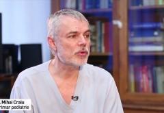 Dr. Mihai Craiu, mesaj pentru părinții îngrijorați de posibila infectare a copiilor cu coronavirus