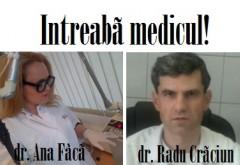 Intreaba medicul! Ph-online.ro a inceput colaborarea cu medici din Ploiesti care vor raspunde intrebarilor primite de la cititori