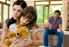 Divorțul și trauma copiilor. Unde greșesc părinții?
