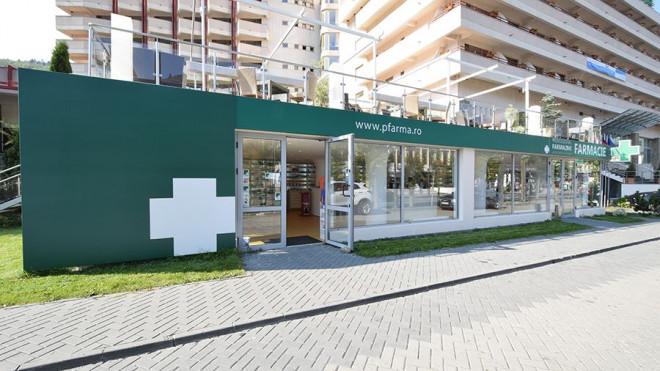 Reteaua de farmacii Professional Farmaline s-a extins cu doua unitati noi