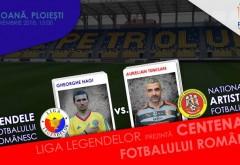Centenarul Fotbalului, la Ploiești!