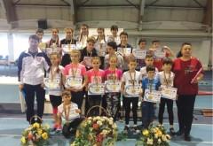 Orașul lui Bacovia le priește atleților școlari