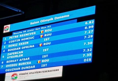 Goana după medalii în Turcia