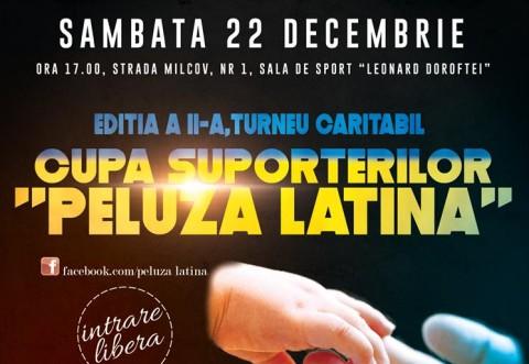 """Cupa Suporterilor """"Peluza Latină"""" - Turneu Caritabil, Ediția a 2-a!"""