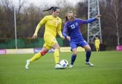 Fetele joacă în Asia pentru grupele din Europa