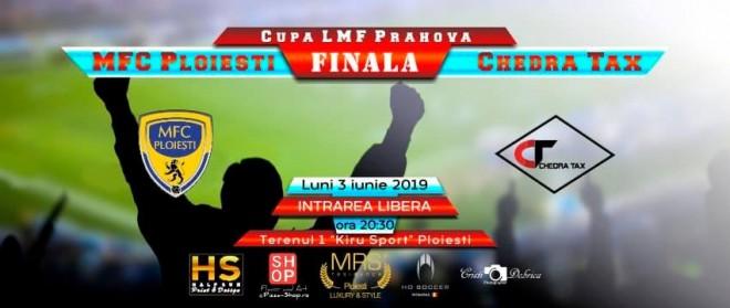 MFC Ploiesti - Chedra Tax, cu trofeul pe masă!
