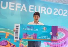 Belo te invită sâ cumperi bilete la Euro!