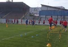 Astra a reluat antrenamentele la Ploiești