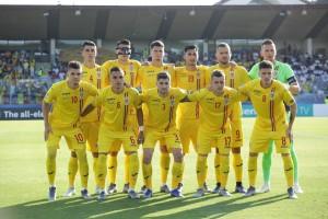 În galben și împotriva Angliei