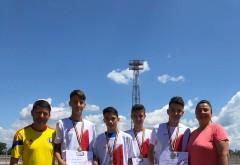 Aur și argint pentru atleții de la CSS Ploiești