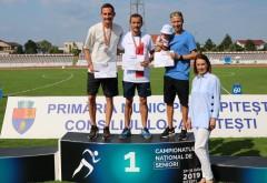 Prima medalie pentru Ionescu junior!