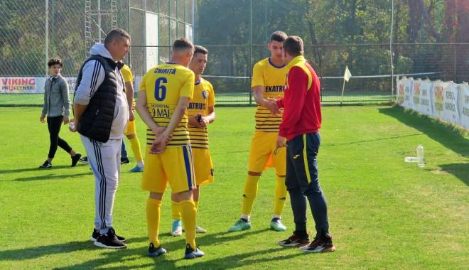 Nițescu și Buturugă în atenția lui Stoican