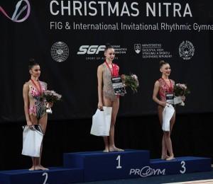 Cinci gimnaste au cucerit șase medalii
