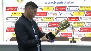 Trofeul lupilor se dispută la Sala Sporturilor