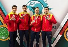 Un atlet municipal a contribuit la zestrea de medalii